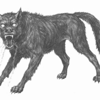 The Pembrokeshire Devil Hound: Evil on the Prowl