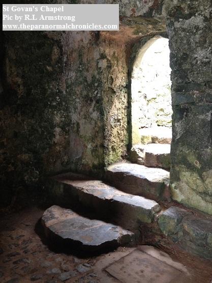 St Govans. Pembrokeshire