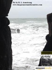 Irish sea from St Govan's