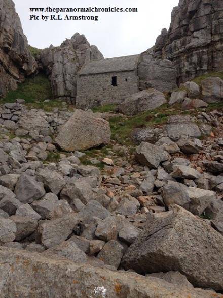 St Govan's Chapel, Pembrokeshire