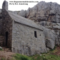 The St Govan Chapel Mystery