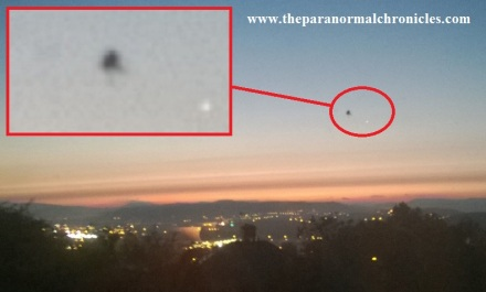 The Swansea UFO