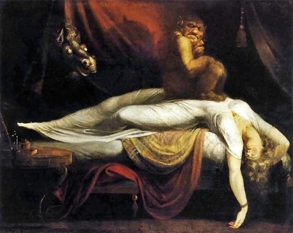 fuseli-nightmare