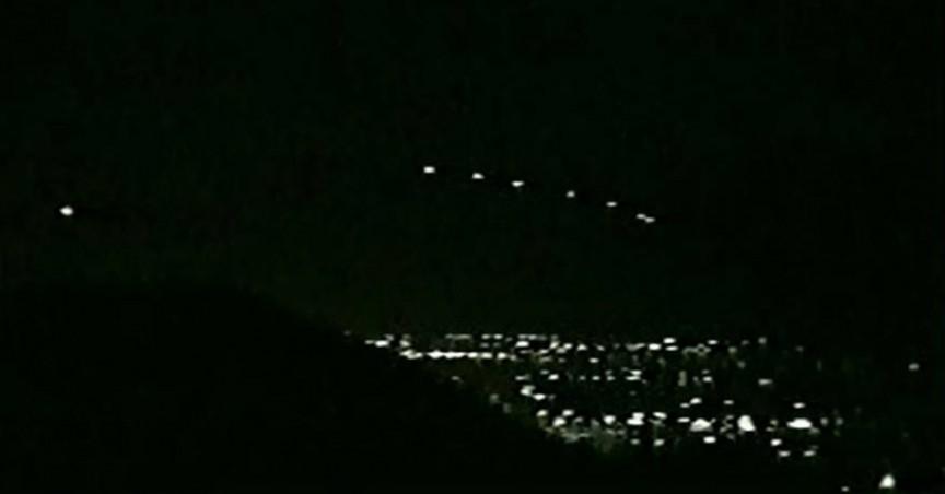 The Phoenix lights