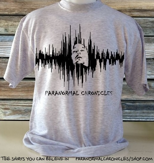 PROMOTION: Ghost in the Waves EVP SHIRT . YOU can have YOUR Face on the shirt at NO extra Cost! DO NOT MISS OUT and Click to buy now!