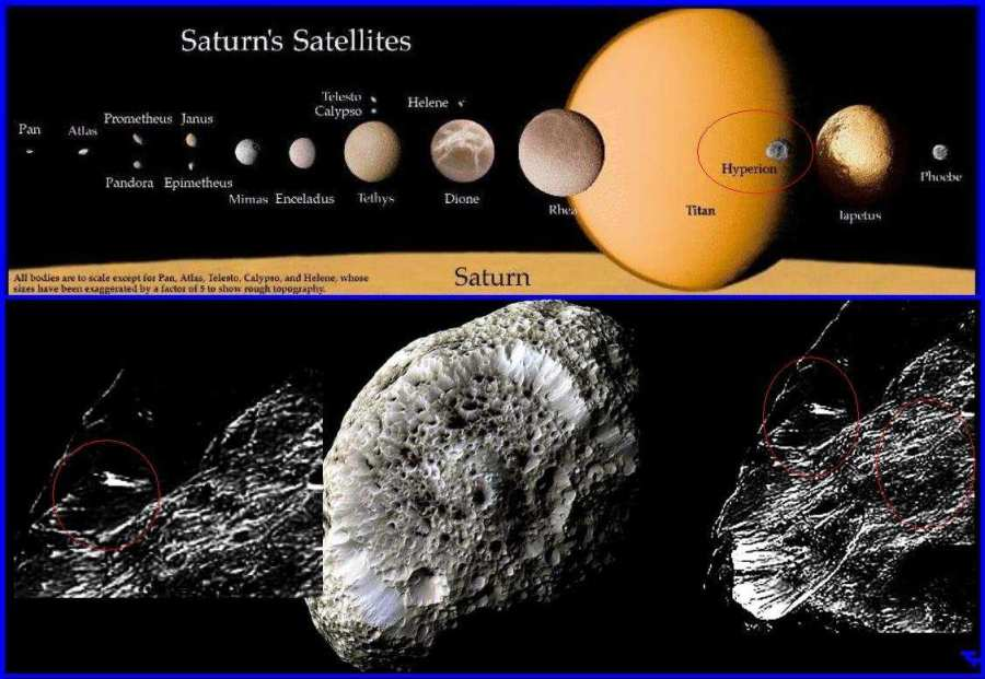 Could Saturn or its moons support life?
