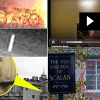 Poltergeist caught on film? NEW Ghost PICS! Pluto UFO's and more paranormal news!