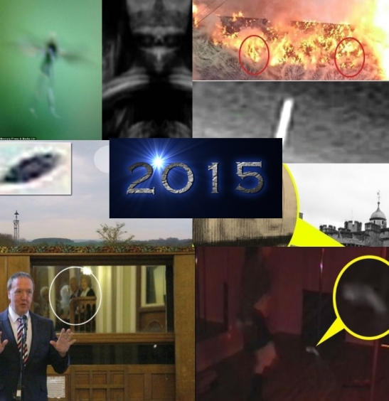 2015 The Paranormal Year In Review The Paranormal Chronicles