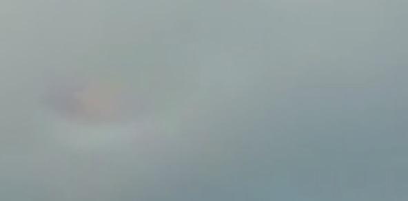 cloud UFO