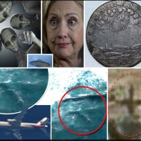 ALIEN SPECIAL: UFO evidence? MH370 Found? Artifacts & War on Mars? Clinton on UFO's and More!