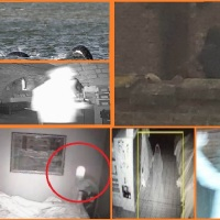 Nessie photo...or seals? Jack the Ripper ghost? Clear Pic of Black eyed Children? Pregnant Ghost pic and more!!...