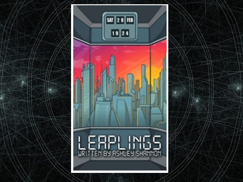 leaplings cover time