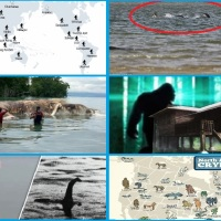 BIGFOOT, SEA MONSTERS & HAS NESSIE RETURNED? NEW CRYPTID SIGHTINGS...