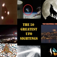 50 GREATEST UFO SIGHTINGS