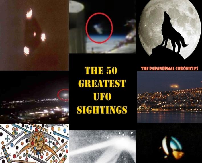 top 50 ufo slide