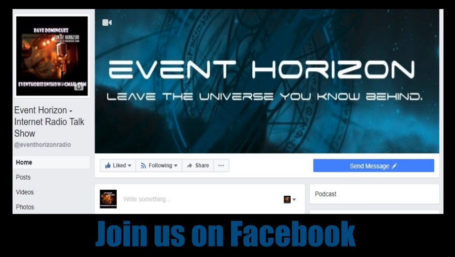 event horizon facebook