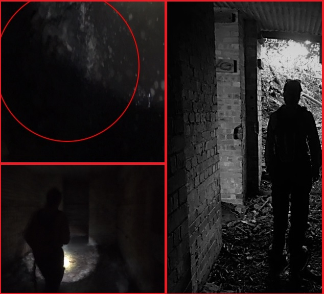 (Watch Video) Is this the voice of a ghost on the Pembrokeshire Coast?