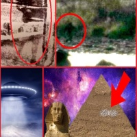 BIGFOOT steals pig? Egyptian mystery deepens, Bones on Mars & New GHOST PIC!!!