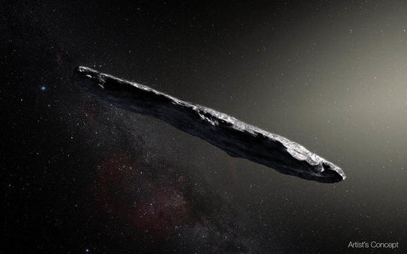is-oumuamua-alien-spaceship-nasa-ufo-cigar-asteroid-breakthrough-listen-1163213