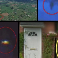 Google captures GHOST, BIGFOOT chased in Europe, Man jailed for pretending to be GHOST & I.S.S UFO!!!....
