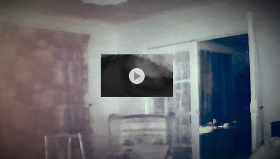 Footage that ghosts exist