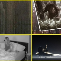 GHOST photo, NASA ALIEN, BIGFOOT roar recorded & Meet the women who claim they have Slept with SPIRITS!!!