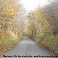 NEW: Claylane - Haverfordwest, THE most haunted road in Wales has fresh Sightings!!