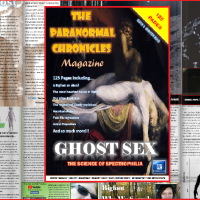 NEW: FREE Magazine is HERE - Amazing GHOST picture! Alien, UFO, Bigfoot articles & so much more!!!