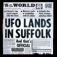 Britain's Roswell: The answer to  Rendlesham Forest UFO incident has been disclosed...